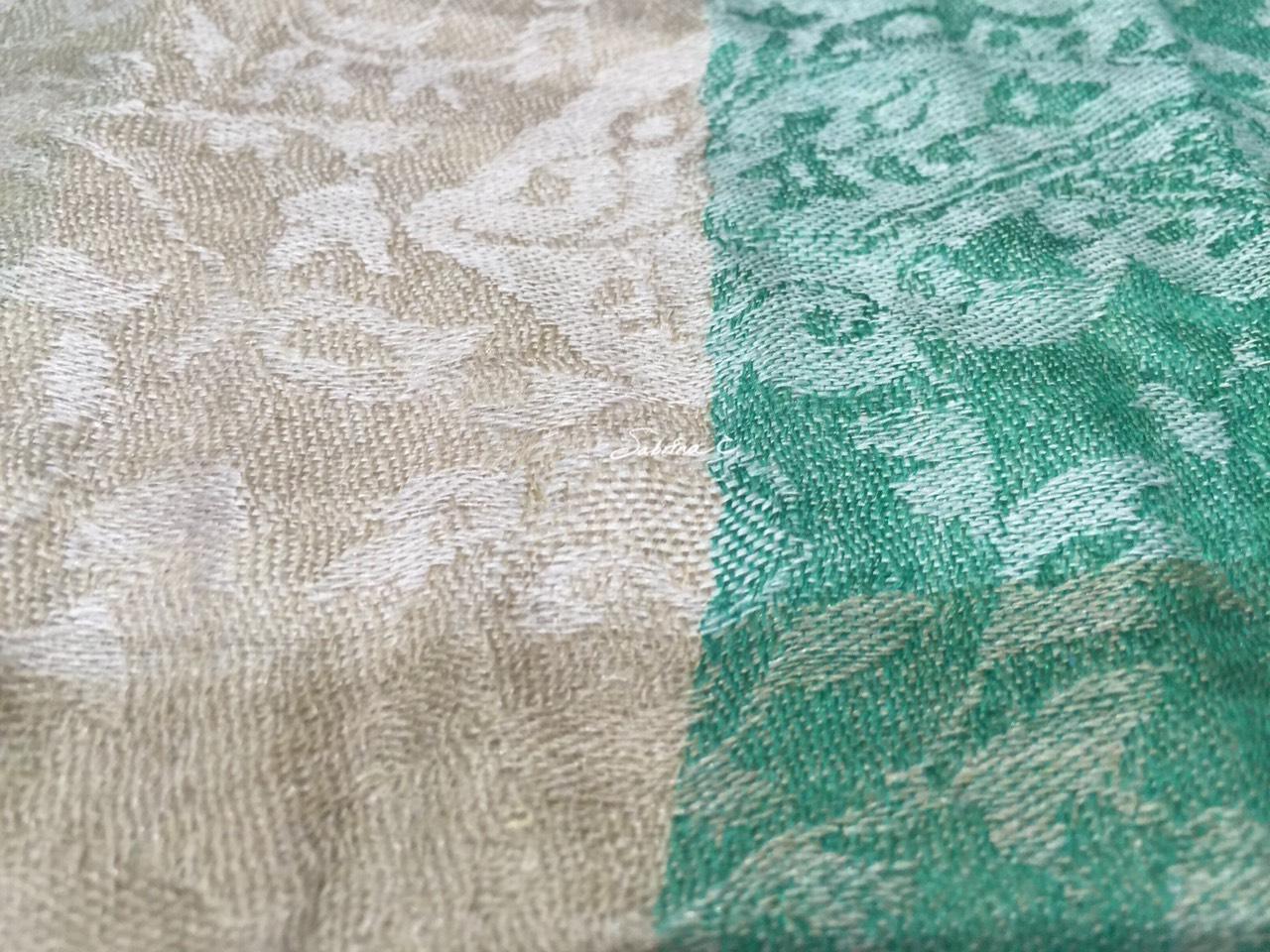 100^%pashmina圍巾披肩^(11037^) ~  好康折扣
