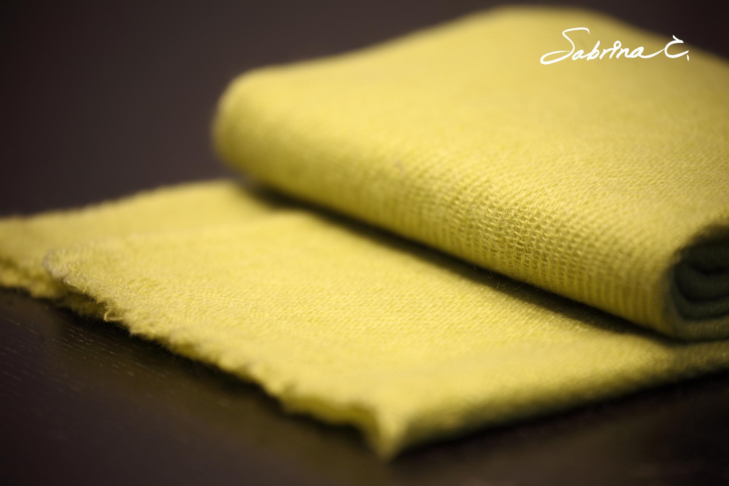 Cashmere迷你厚織圍巾(無流蘇)(14018)