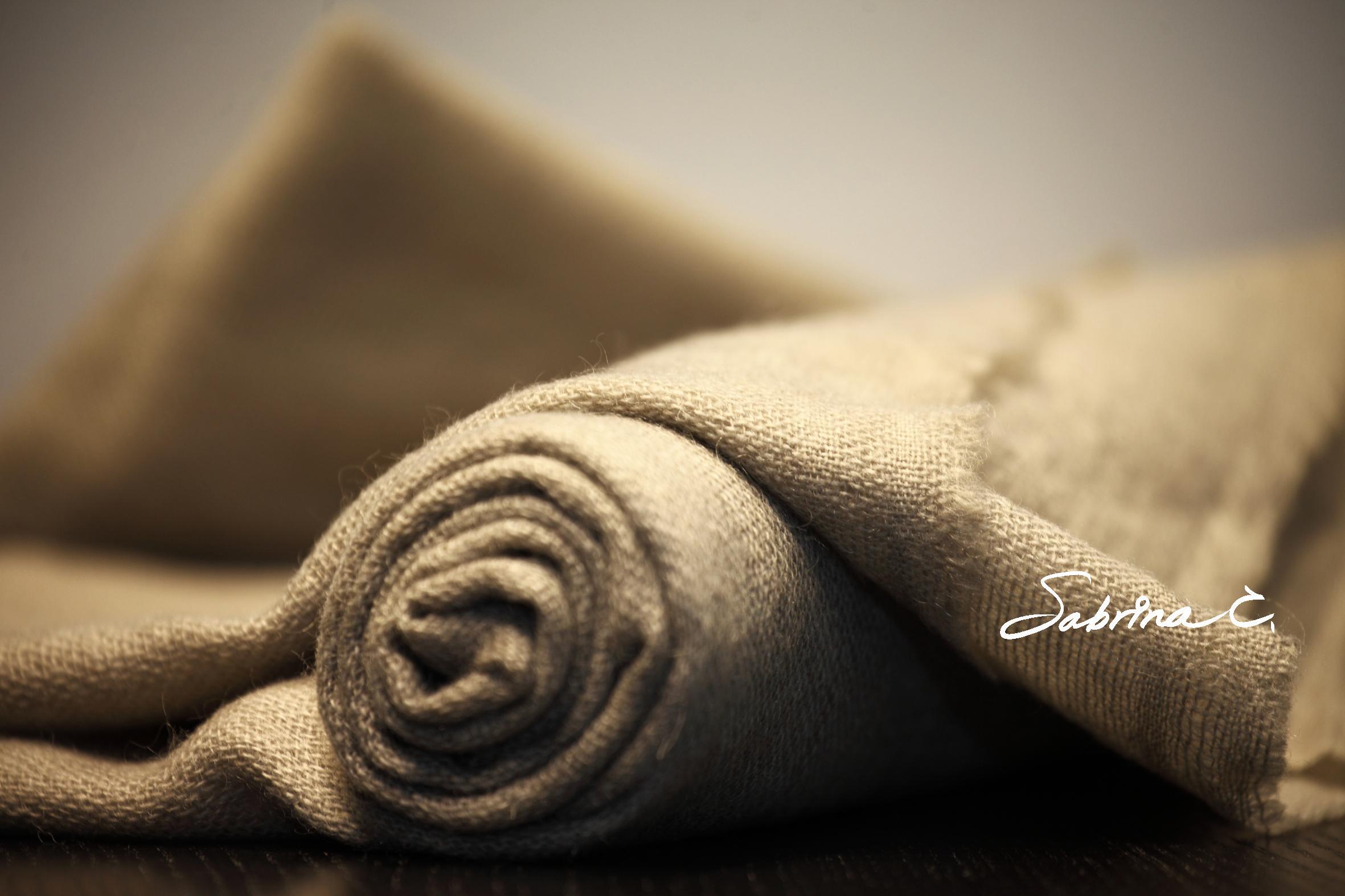 Cashmere薄織圍巾^(16078^)