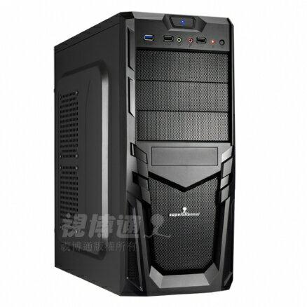 視博通 SAC003(B) 聖鬥神 Pro 電腦機殼 PC機殼 電競機殼【迪特軍】