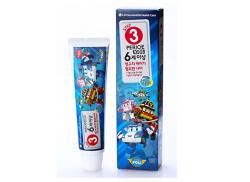 【倍麗兒】波力 兒童牙膏(口香糖口味) (六歲以上-男)
