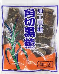 金城黑糖 沖繩角切黑糖 黑糖塊 加工黑糖 180g 日本進口零食 JUST GIRL