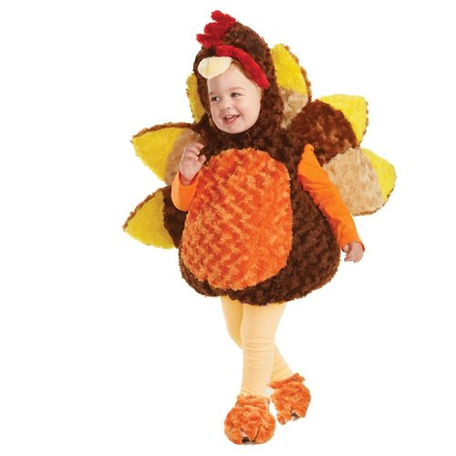 Turkey Toddler Halloween Costume - Size 2T-4T 0