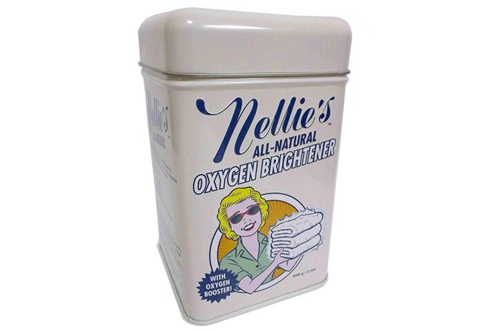 ~Nellies~天然活氧去汙亮白洗衣劑  錫桶裝  900g  罐