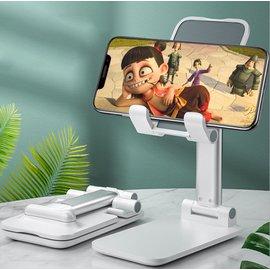 卡詩曼 可折疊桌面手機平板支架 懶人支架 可升降摺疊收納 iPad平板電腦支架 手機通用