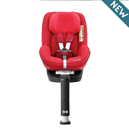 【淘氣寶寶】荷蘭 MAXI-COSI iSize 2wayPearl 雙向幼兒安全座椅 紅色【單汽座,不含Familyfix底座,通過R129法規新標準】 0