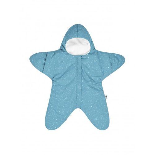 BabyBites 西班牙鯊魚咬一口 嬰兒包巾睡袋(標準版)小海星-寶石綠★衛立兒生活館★ - 限時優惠好康折扣