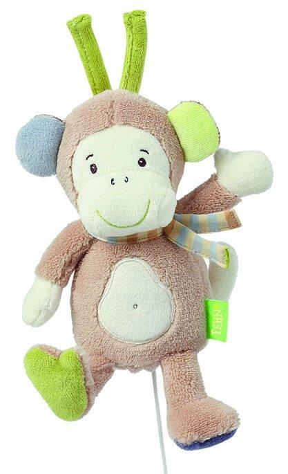 babyFEHN 芬恩 - 叢林夥伴迷你小猴拉環音樂 0