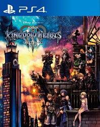 預約中 5月23日發售 亞洲中文版  [保護級] PS4 王國之心 3