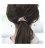 日本CREAM DOT  /  ポニーフック ヘアカフス ヘアゴム 大人っぽい シンプル おしゃれ ヘアアクセサリー マーブル 大人 上品 エレガント フェミニン ネイビー ナチュラル レッド  /  qc0464  /  日本必買 日本樂天直送(1098) 4