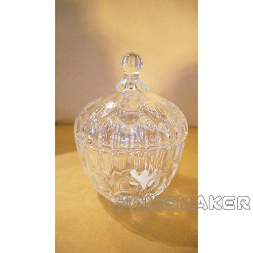 蘋果造型玻璃罐_G-S106S