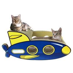 酷酷貓台灣製 潛水艇搖椅貓抓板