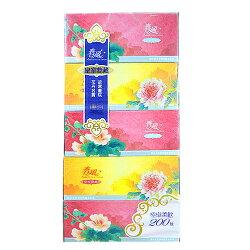 春風 盒裝面紙 200抽x5盒/串