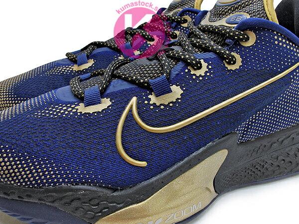 2020 REACT x 3 + ZOOM x 2 緩震科技結合 NIKE AIR ZOOM BB NXT EP 深藍金 籃球鞋 前掌 ZOOM AIR 氣墊 中底三層 REACT 緩震 奧運 (CK5708-400) 0820 2