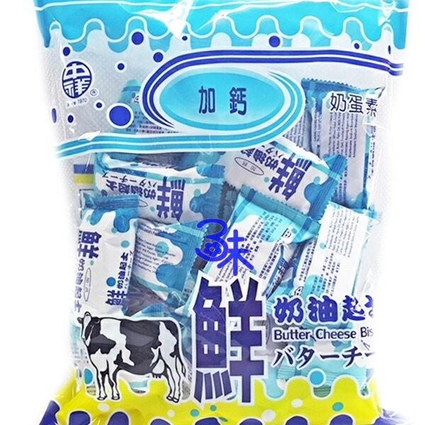 (台灣) 中祥 奶油起士蘇打餅 1包360公克 特價 89 元 【4710467221196】