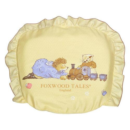 『121婦嬰用品館』狐狸村 彈力舒壓透氣造型枕 - 黃 0
