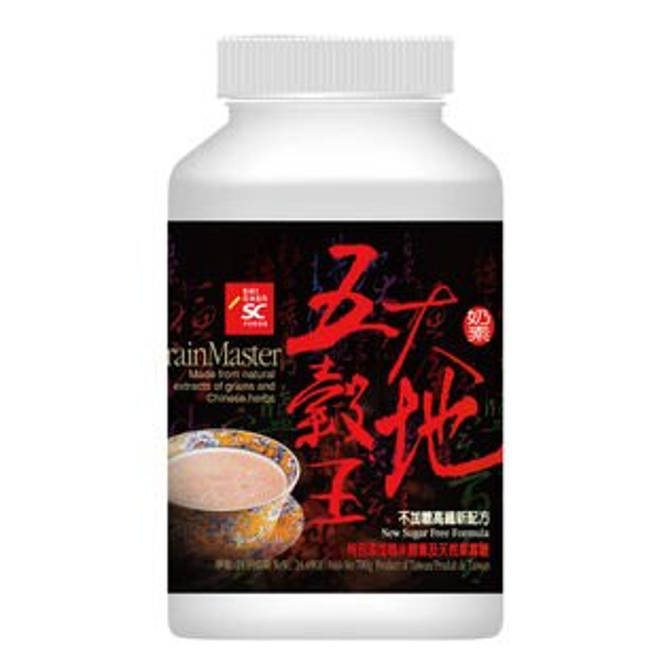 3點1刻:【3點1刻】大地五穀王低糖高纖配方(800g罐)