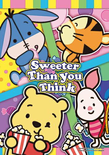 ~P2 拼圖~Winnie The Pooh 繽紛甜點拼圖108片 HPD0108~050