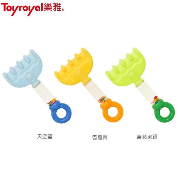 日本【ToyRoyal樂雅】海星沙灘耙-3色
