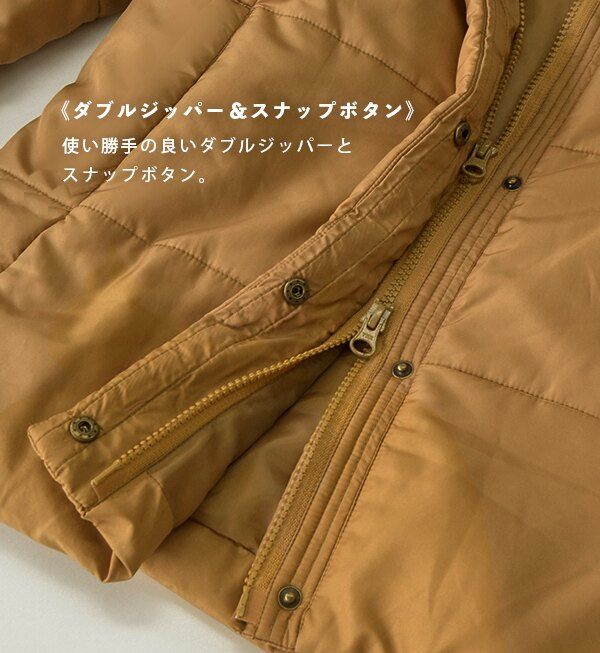 e-zakka 休閒長款羽絨大衣 / 32566-1501170。8色。(4212)日本必買 日本樂天代購 9