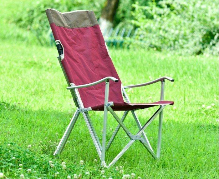 2件運費100 加高版大川椅 鋁合金折疊椅 加高 加厚 附收納袋 登山露營烤肉戶外活動必備 加粗 加厚