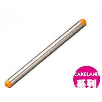 苗源烘焙原物料:日本CAKELAND45CM鋁合金桿麵棒?麵棍