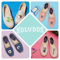 【Soludos】美國經典草編鞋-塗鴉系列草編鞋-甜甜圈【全店免運】 ARIBOBO 艾莉波波 4