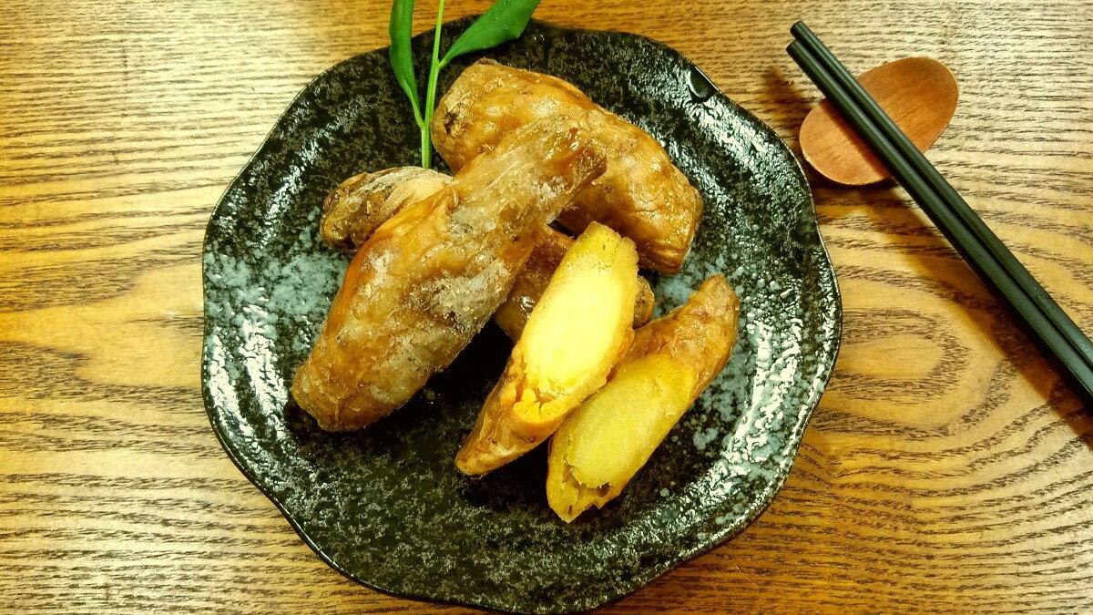 冰心地瓜-【利津食品行】甜點 點心 番薯 即食 冷凍食品