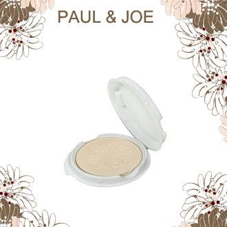 PAUL&JOE 糖瓷輕盈柔霧蜜粉餅蕊 6g 三色任選一色《Umeme》