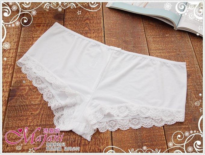[瑪嘉妮Majani]日系中大尺碼- 歐美專櫃內褲 中腰 加大尺碼 現貨 特價99元 pt-007b