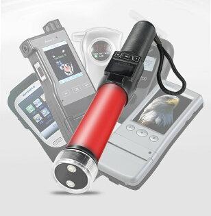 繁體螢幕酒精快速檢測器酒駕測試儀酒測指揮棒酒測器密錄器