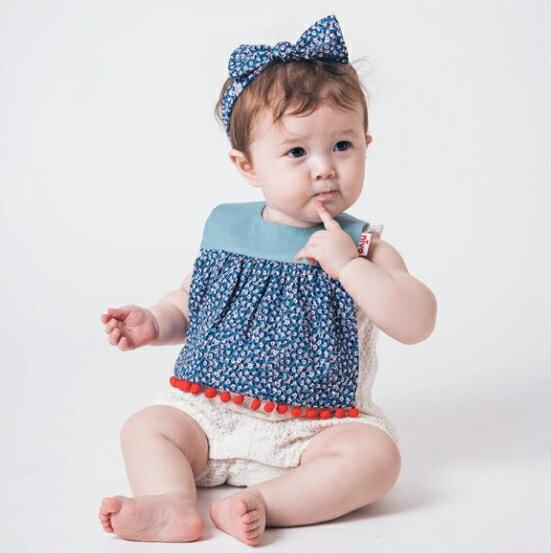 NIVA嬰幼兒超可愛純棉髮帶(印花)