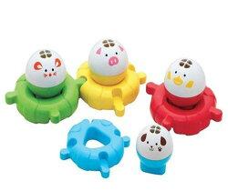 Toyroyal 樂雅 洗澡玩具-水上動物組-TF7251★衛立兒生活館★