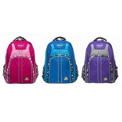 《附保固卡》IMPACT怡寶樂學調整型護脊書包共3色IM0A221身高125公分以上適用《品文創》