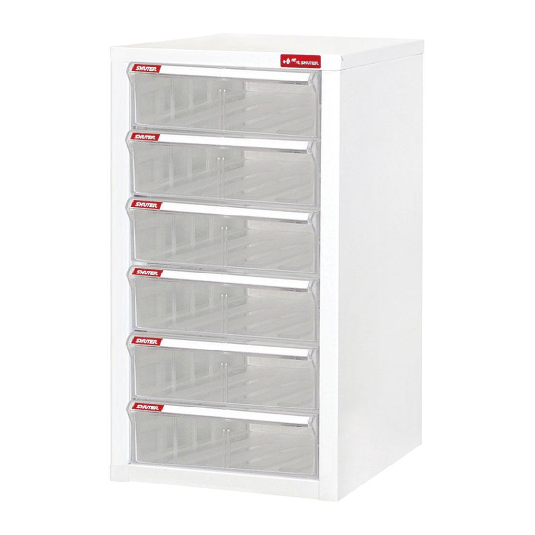 A4-106H桌上型樹德櫃 檔案整理 文件櫃 收納 社團用文書櫃 分類 資料櫃