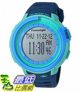 [106美國直購] Freestyle 手錶 Unisex 10022918 B00TYE8I5C Mariner Tide Digital Display Japanese Quartz Blue Watch
