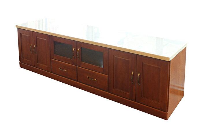 【尚品傢俱】625-24 列克星頓7尺石面電視櫃/長櫃/L櫃/TV櫃