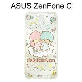雙子星透明軟殼 [TS1] ASUS ZenFone C ZC451CG Z007【三麗鷗正版授權】