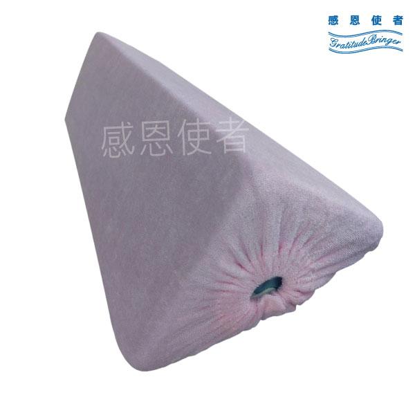 靠墊 - 三角型靠墊-70cm長-可拆清洗套 變換姿勢 長期臥床適用 舒適靠枕 [ZHCN2002]
