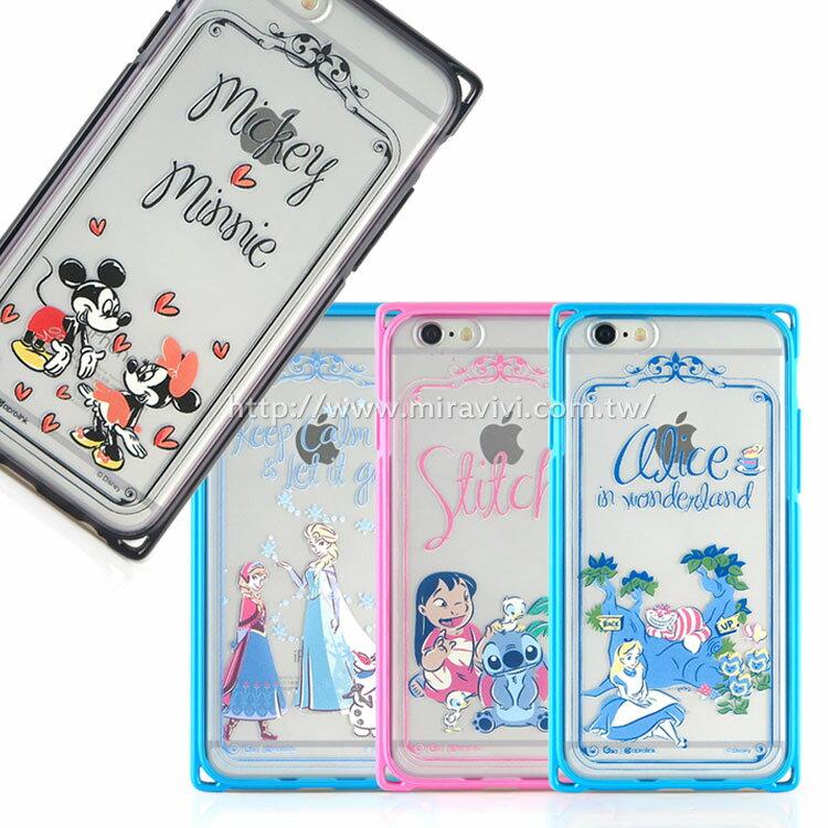 ~Disney ~iPhone 6 Plus  6s Plus 耐衝擊aprolink雙料