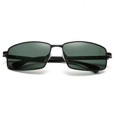 太陽眼鏡偏光墨鏡-帥氣有型眾人焦點男眼鏡配件2色73en55【獨家進口】【米蘭精品】
