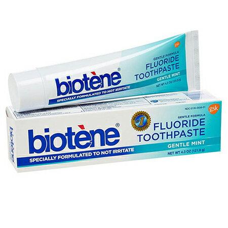 Biotene 白樂汀 含氟牙膏 溫和薄荷 121.9g【瑞昌藥局】010104