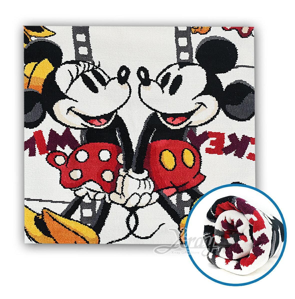 X射線【C859898】米奇針織毯,禦寒/披毯/冷氣毯/毛毯/懶人毯/披肩/暖毯/保暖商品/披肩毯/絨毛毛毯