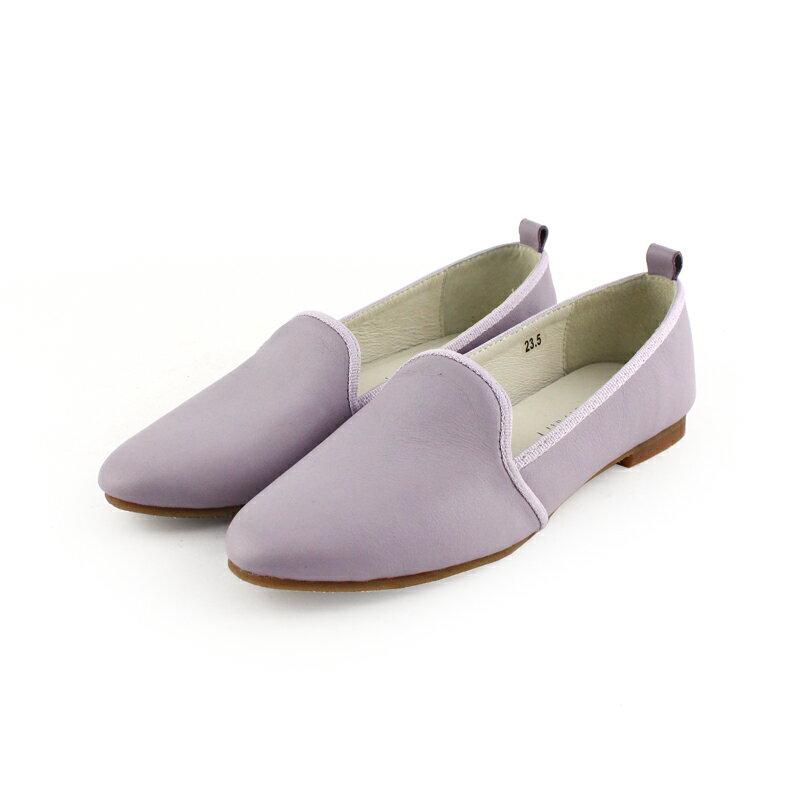 【 C2-17504L 】軟牛皮休閒歐貝拉_Shoes Party 6