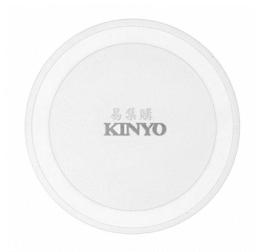 林口易集GO商城-KINYO耐嘉超輕量無線充電板-5W-WL-100手機充電器充電器-7443114
