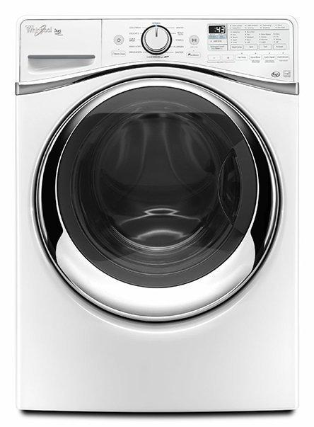 (鍾愛一生) 美國原裝惠而浦Whirlpool變頻蒸氣15公斤滾筒洗衣機WFW92HEFW@取代WFW97HEDW
