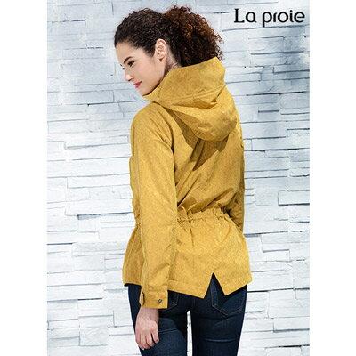 La proie 女式提花風衣(兩色) 2