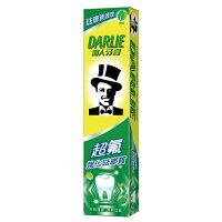 黑人超氟牙膏(超霸號) 250g 0