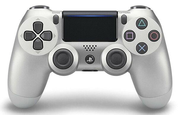 現貨供應中公司貨一年保固[PS4周邊]PS4控制器銀