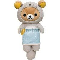 懶懶熊玩偶娃娃推薦到拉拉熊 水獺造型絨毛玩偶/720-053就在子伊日系館推薦懶懶熊玩偶娃娃